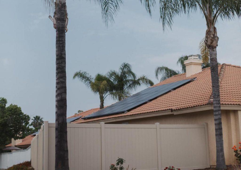 Panneau solaire entretien